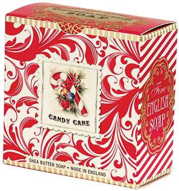 Candy Cane Little Soap