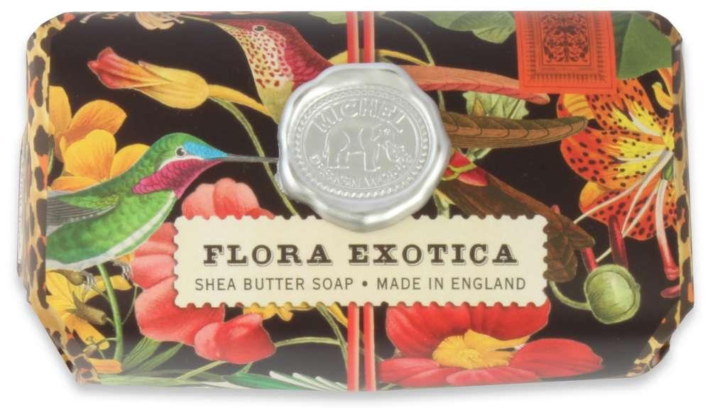 Michel Design Works - Flora Exotica Large Soap Bar