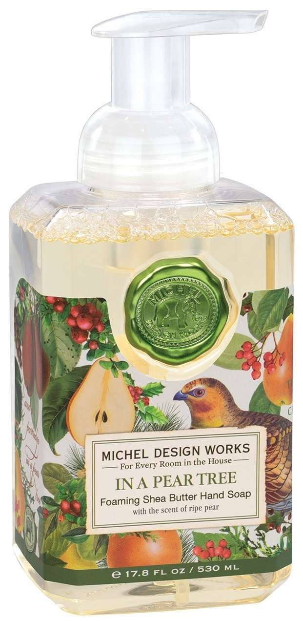 In A Pear Tree Foaming Soap Hand Wash