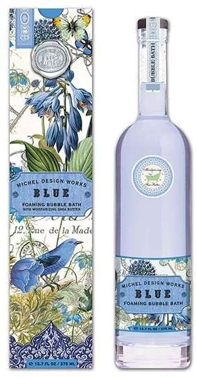 Blue bubble bath - bb258