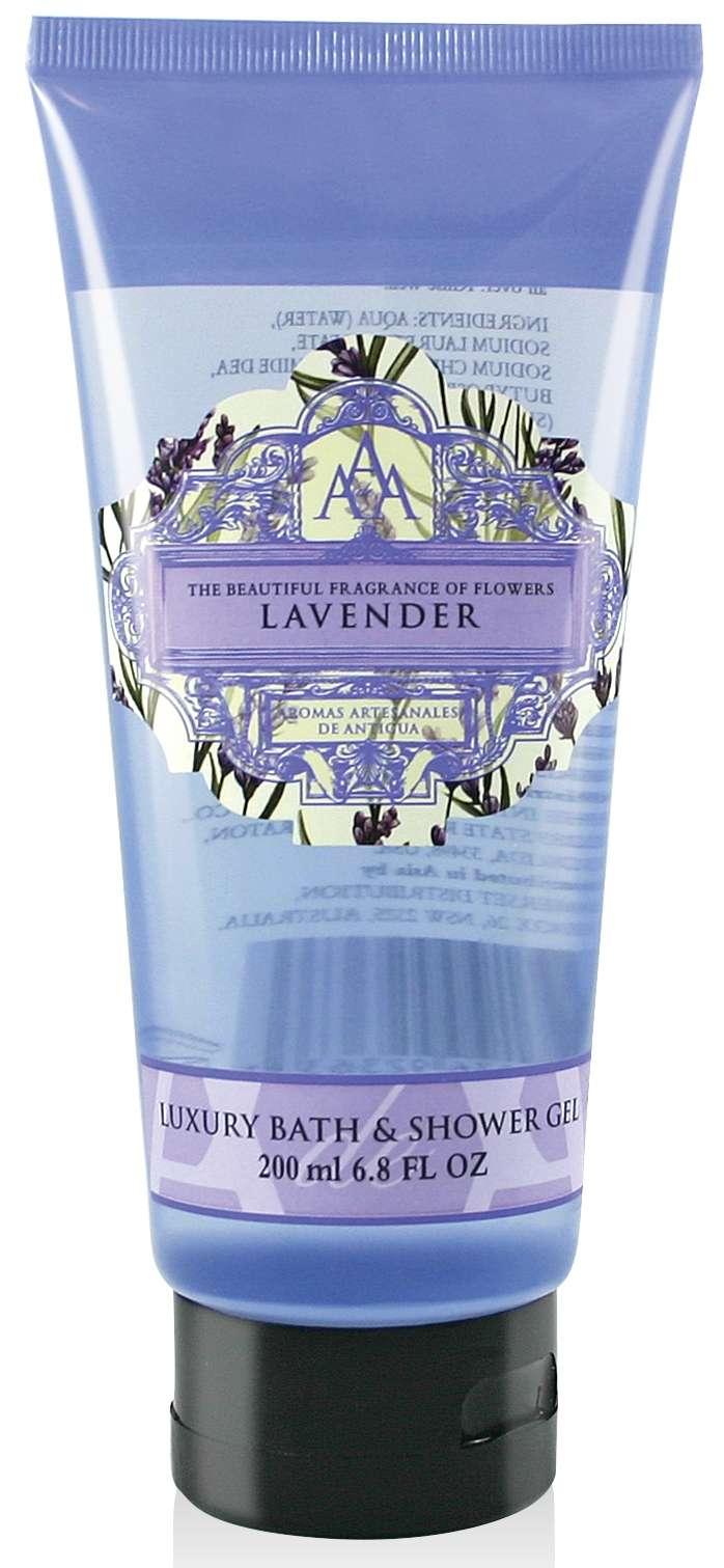 AAA Bath & Shower Gel Lavender