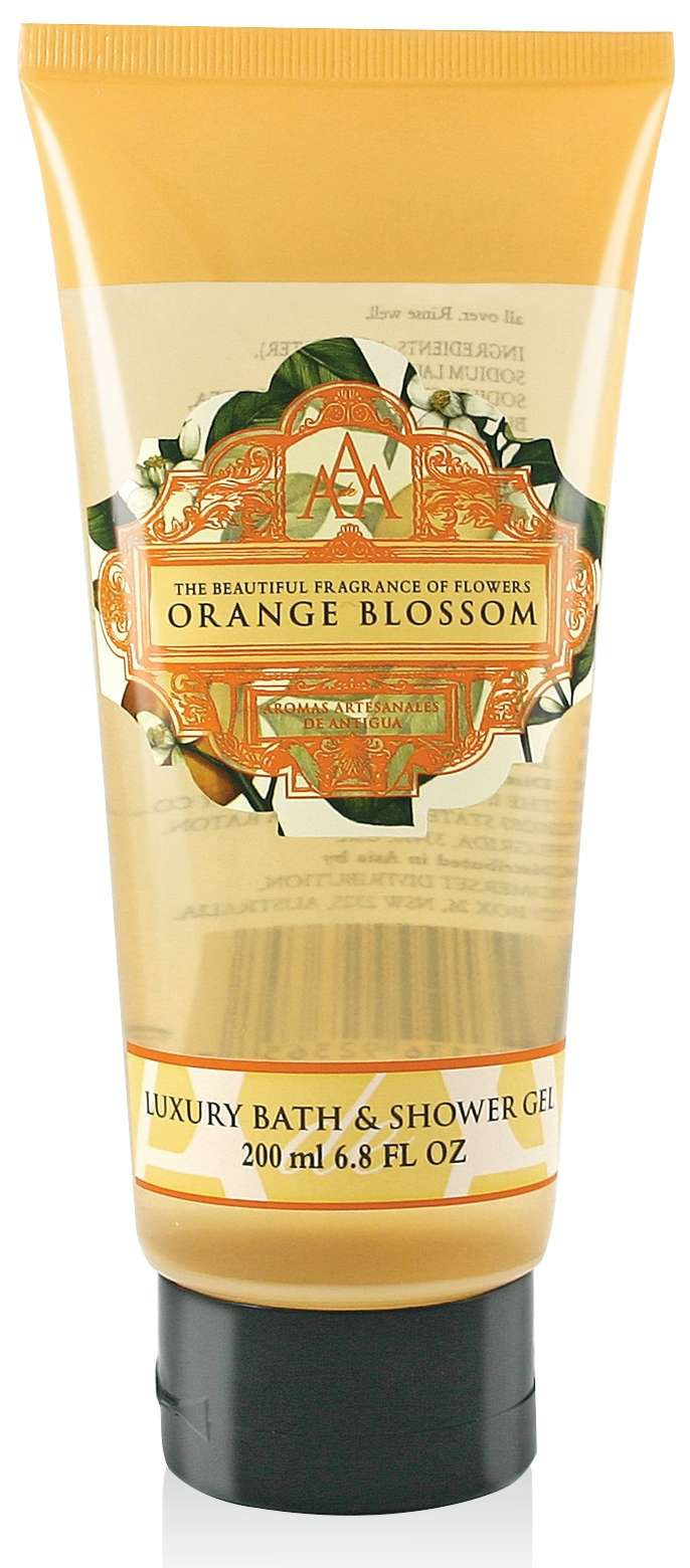AAA Bath & Shower Gel Orange Blossom
