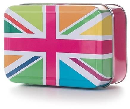 Union Flag tin 300g soap