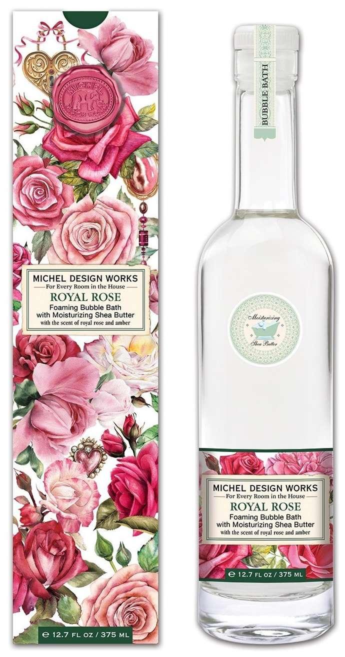 Royal Rose Bubble Bath