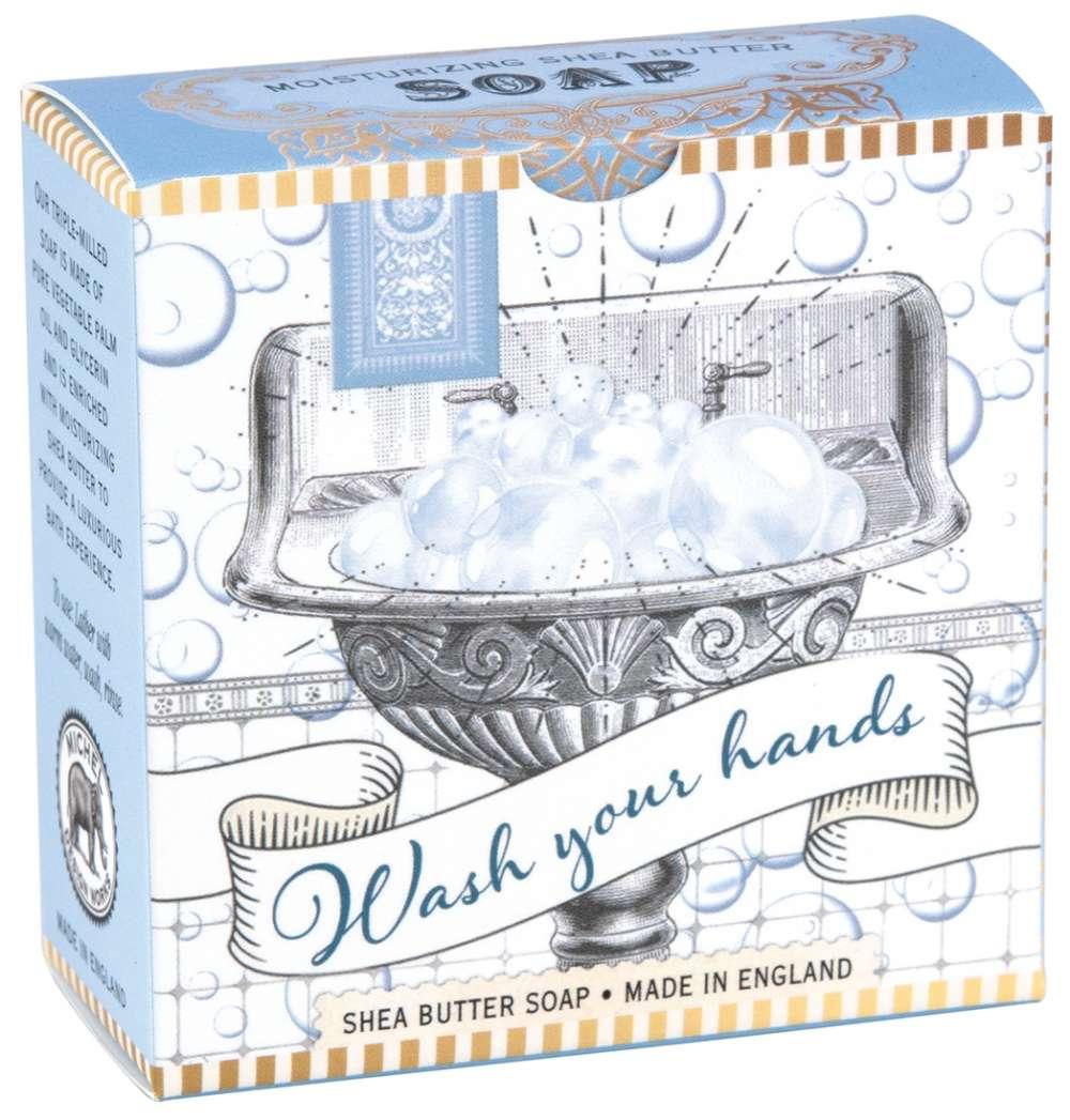 Wash Your Hands Little Soap