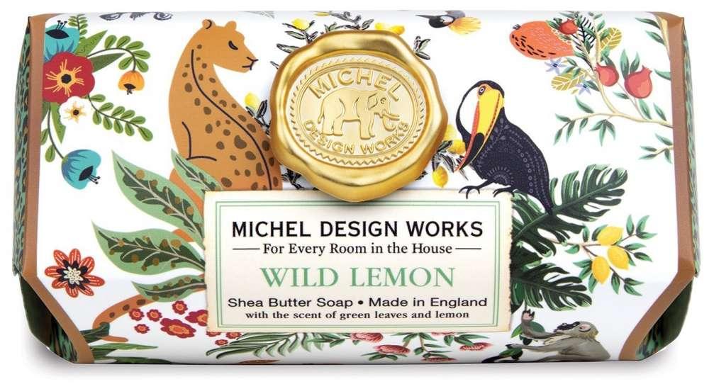Wild Lemon Large Soap Bar