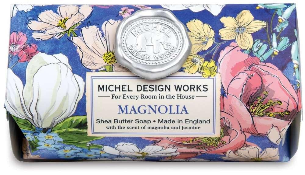 Magnolia Large Soap Bar