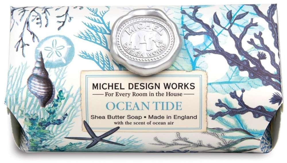 Ocean Tide Large Soap Bar