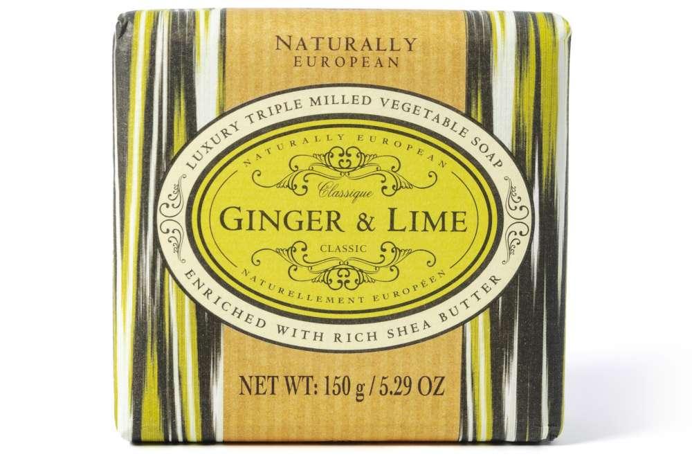 Ginger & Lime soap