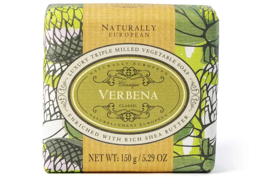 Naturally European Verbena Soap Bar