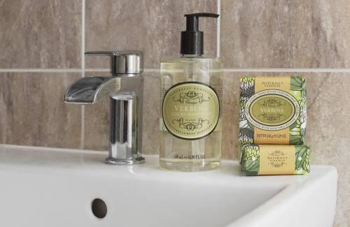 Naturally European Verbena Soap Bar and Hand Wash