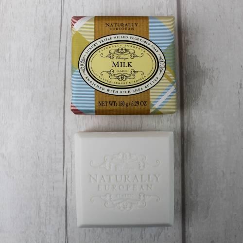 Naturally European Milk Soap Bar