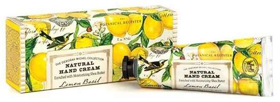 Lemon Basil Hand Cream by Michel Design Works