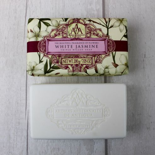 AAA Soap Bar - White Jasmine
