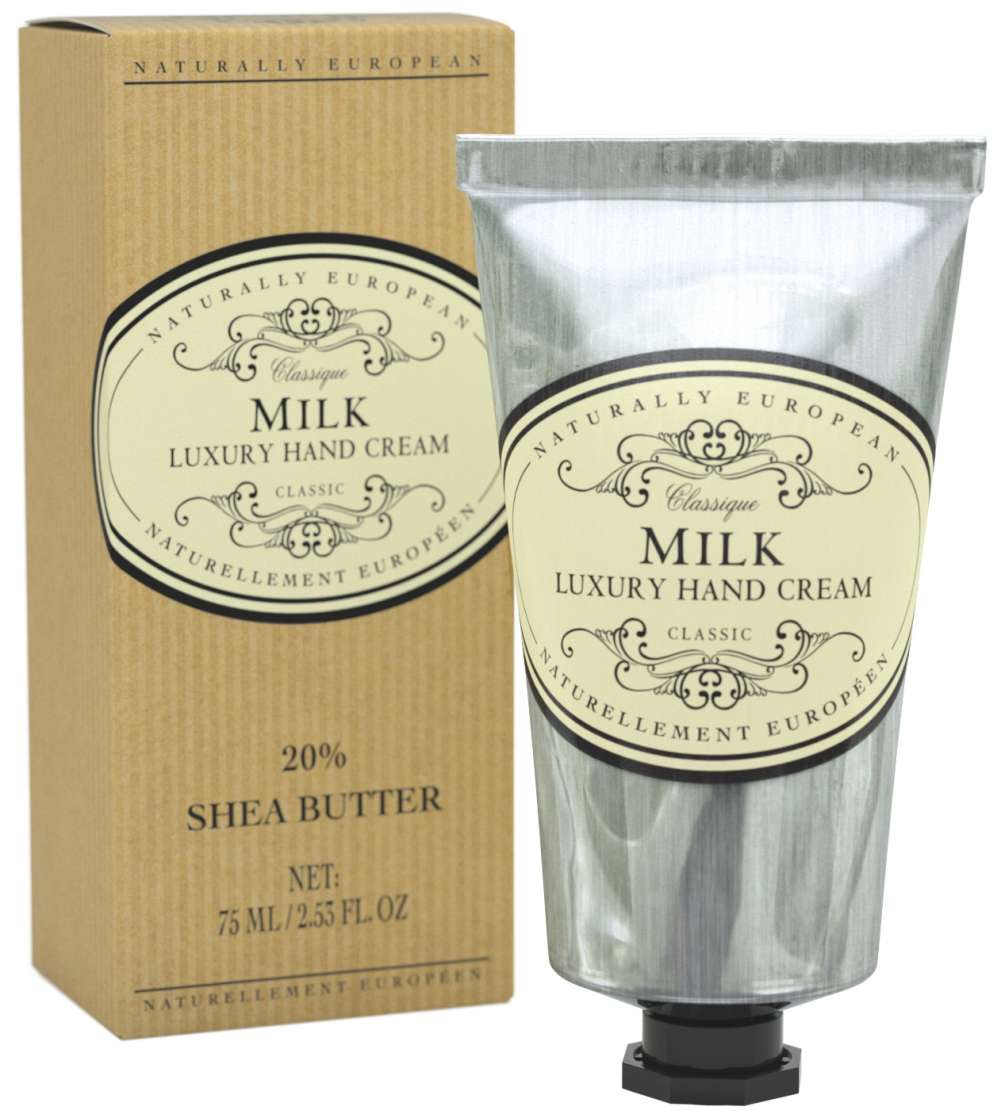 Naturally European Milk Hand Cream
