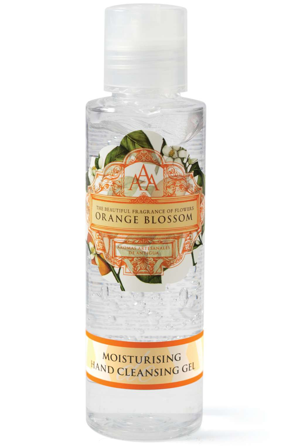 AAA Orange Blossom Moisturising Hand Cleansing Gel