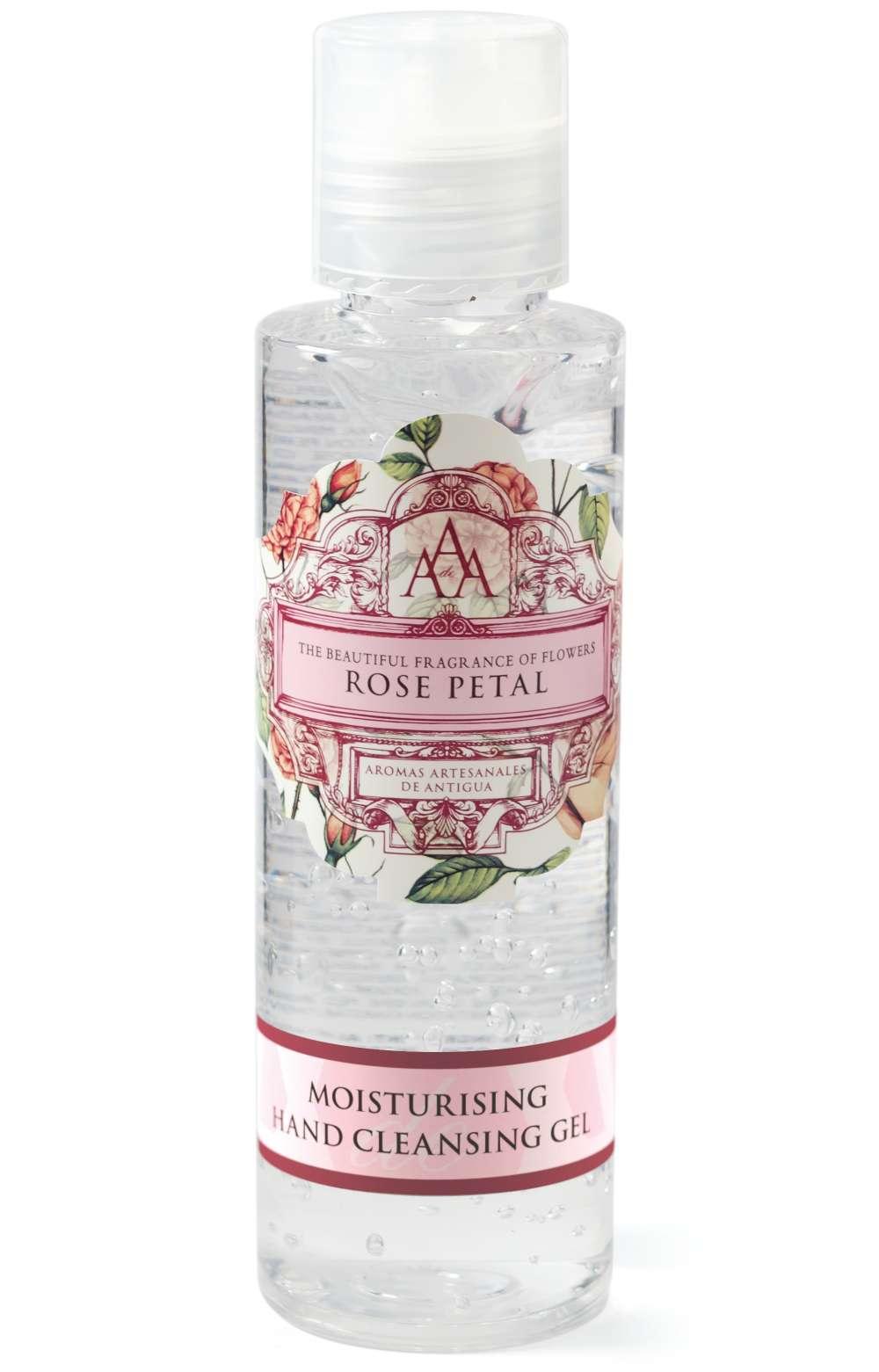AAA Rose Petal Anti-Bac Hand Gel