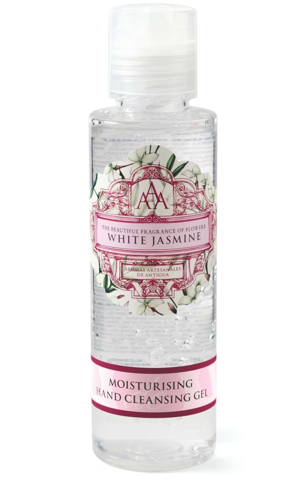 AAA White Jasmine Anti-Bac Hand Gel