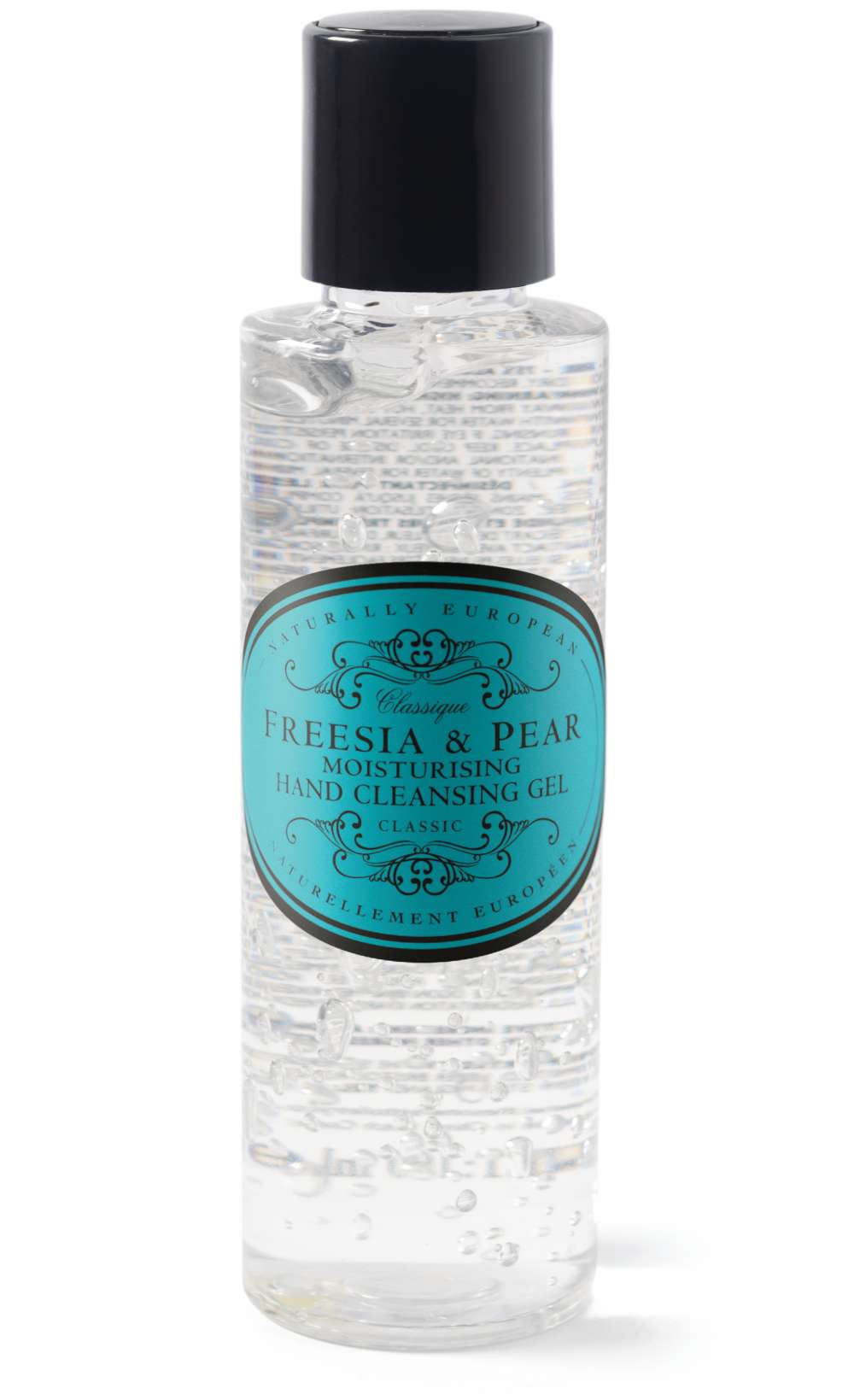 Naturally European Freesia & Pear Moisturising Hand Cleansing Gel