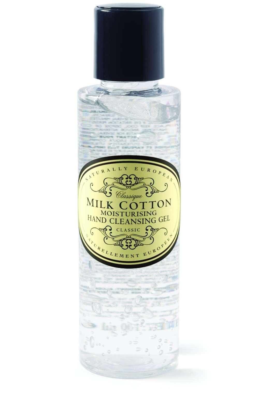Naturally European Milk Cotton Moisturising Hand Cleansing Gel