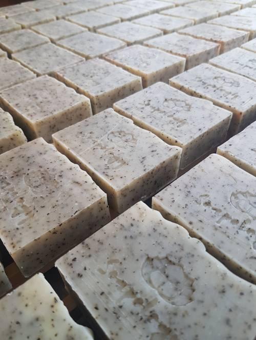 Green Tea Tox natural soap bars