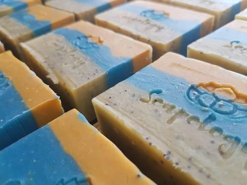 Rough n Ready natural soap bars