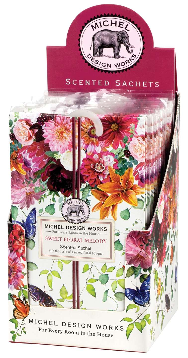 Sweet Floral Melody Scented Sachet