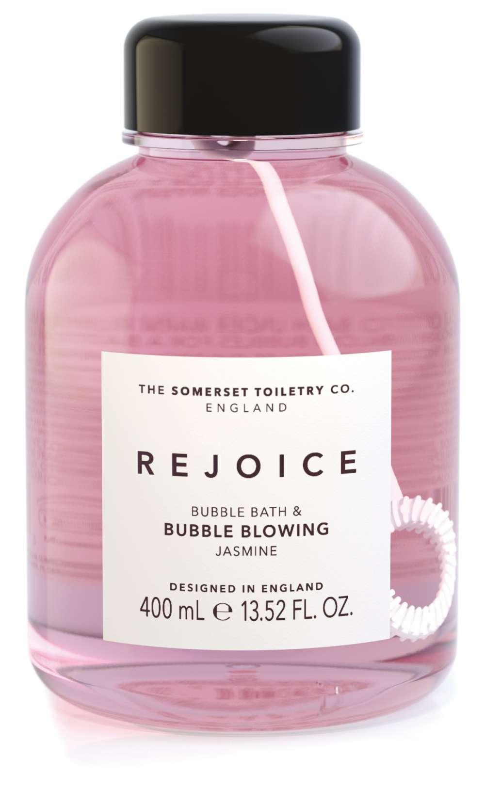 Bubble Bath & Bubble Blower - Rejoice