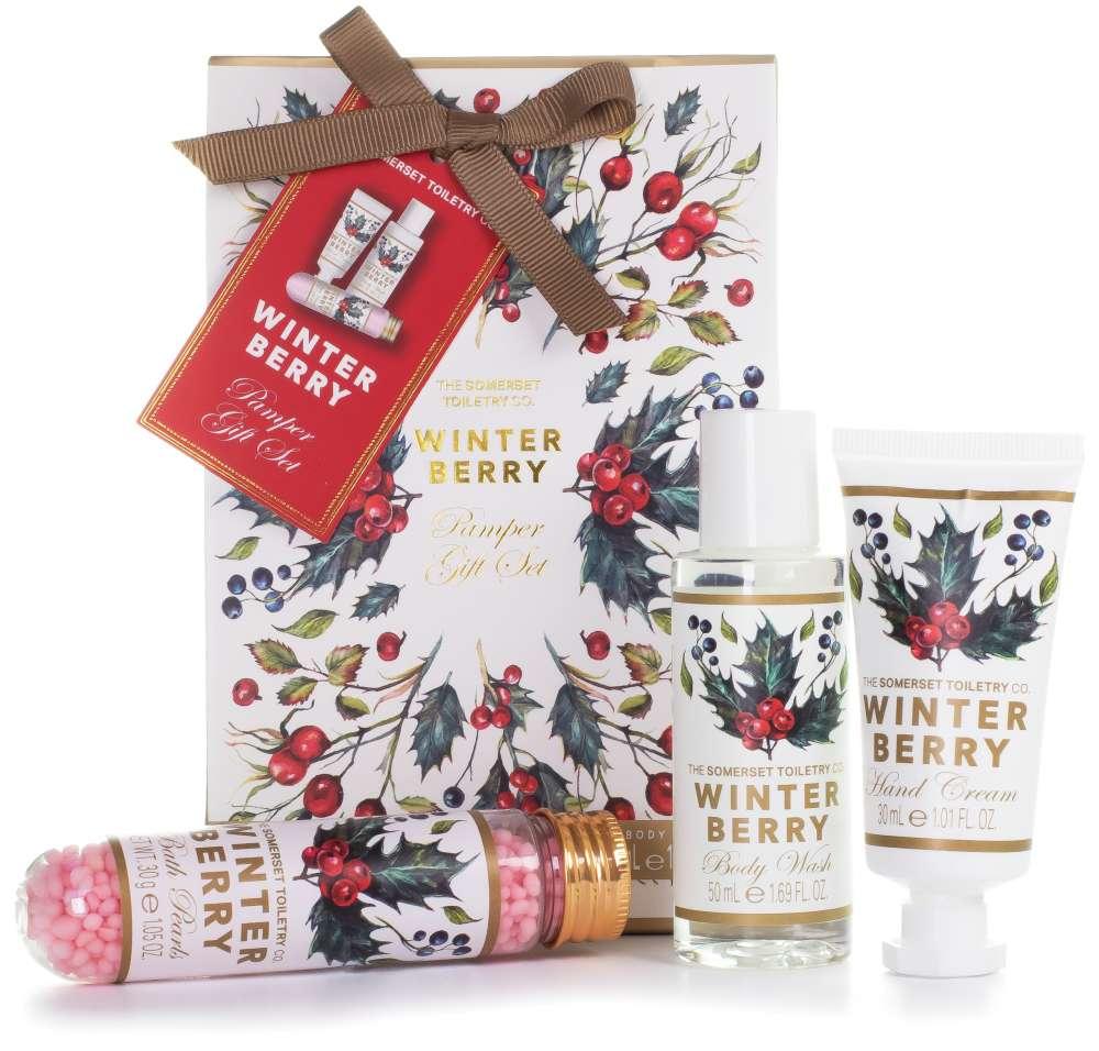 Mini Pamper Set - Winter Berry