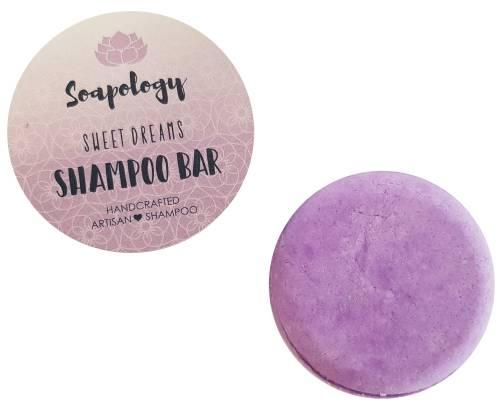 Sweet dreams natural shampoo bar