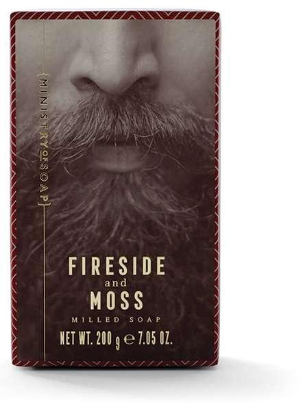 Fireside And Moss Soap Bar