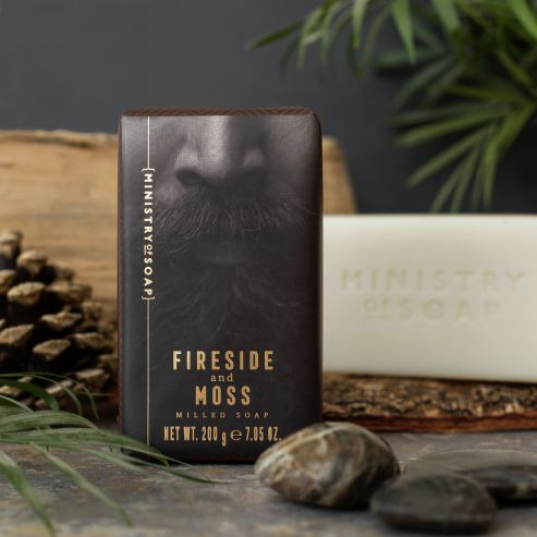 Ministry Of Soap Fireside And Moss