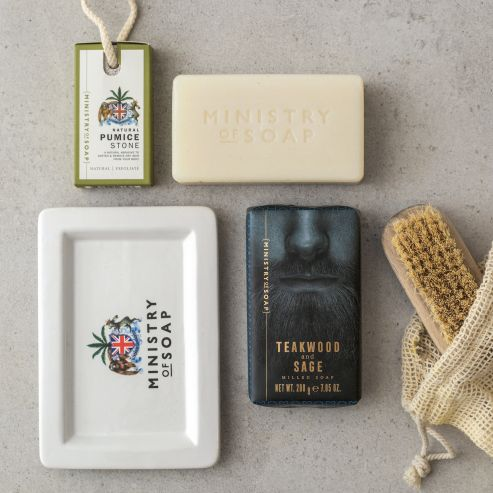 Ministry Of Soap Teakwood And Sage