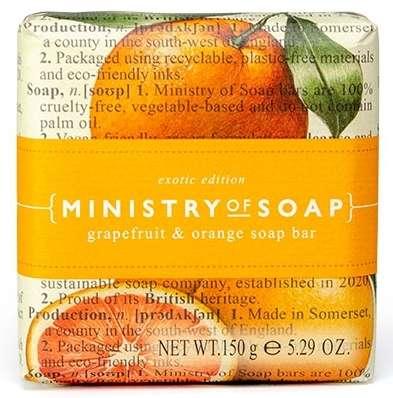 Grapefruit & Orange Soap Bar