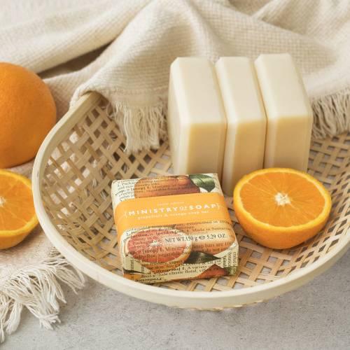 Exotic Edition Grapefruit & Orange