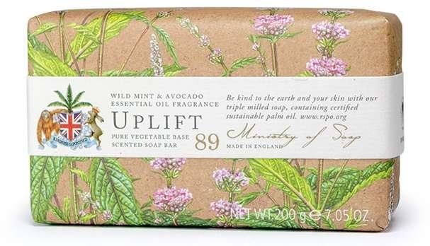 Uplift - Wild Mint & Avocado Soap Bar