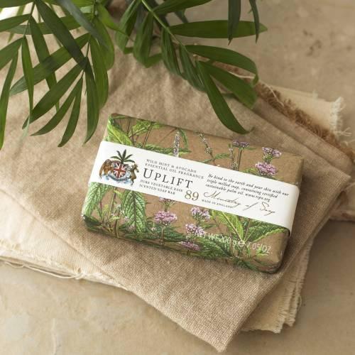 Natural Wellbeing - Uplift - Wild Mint & Avocado