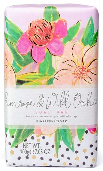 Primrose & Wild Orchid Soap Bar