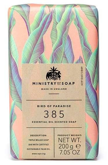 Bird Of Paradise Soap Bar