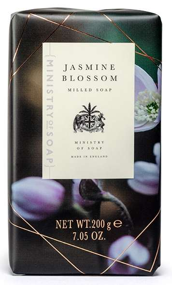Jasmine Blossom Soap Bar