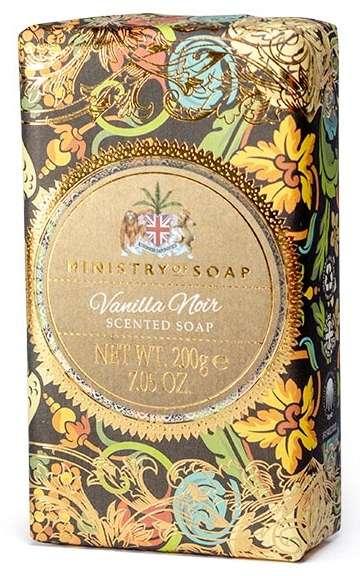 Vanilla Noir Soap Bar