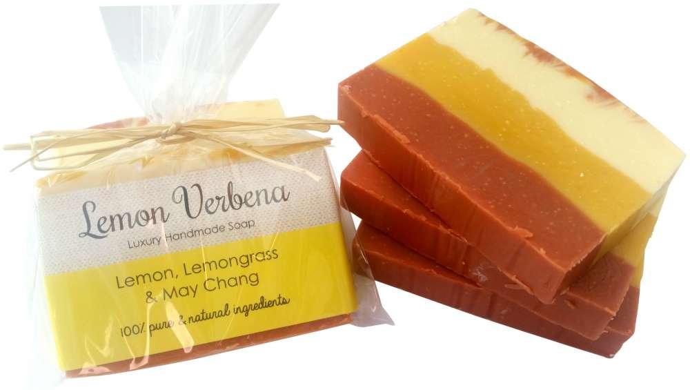 Lemon Verbena Natural Soap