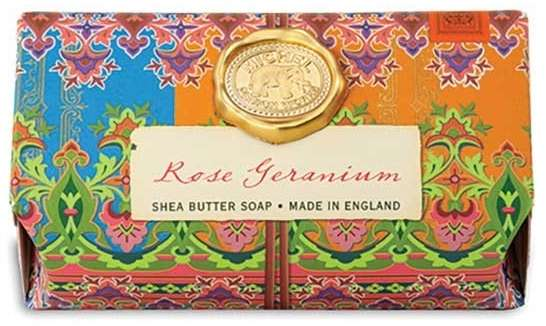 Rose Geranium Large Soap Bar