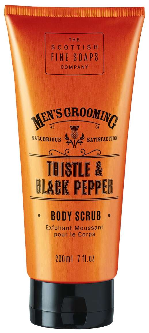 Scottish Fine Soaps Men's Grooming Body Scrub