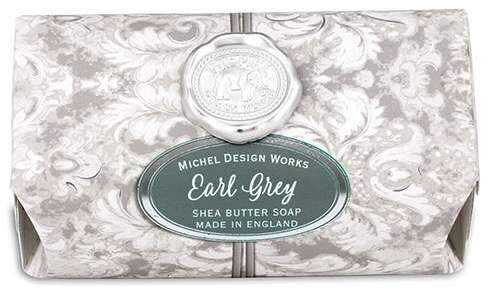 Earl Grey Large Soap Bar By Michel Design Works