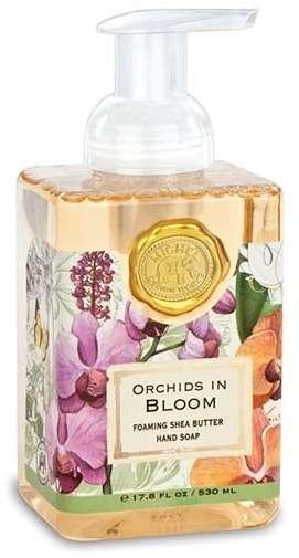 Orchids in Bloom Foaming Soap