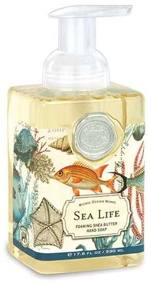 Sea Life Foaming Soap