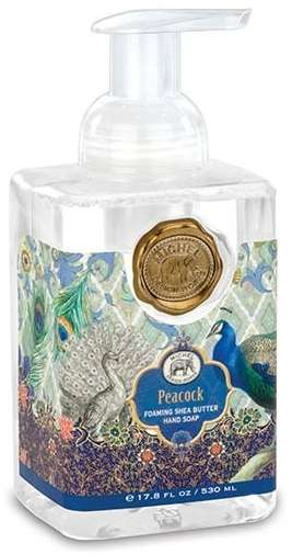 Michel Design Works Peacock Foaming Hand Soap