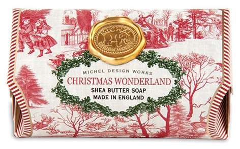Michel Design Works - Christmas Wonderland Large Soap Bar