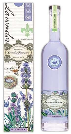 Lavender Rosemary Bubble Bath by Michel Design Works
